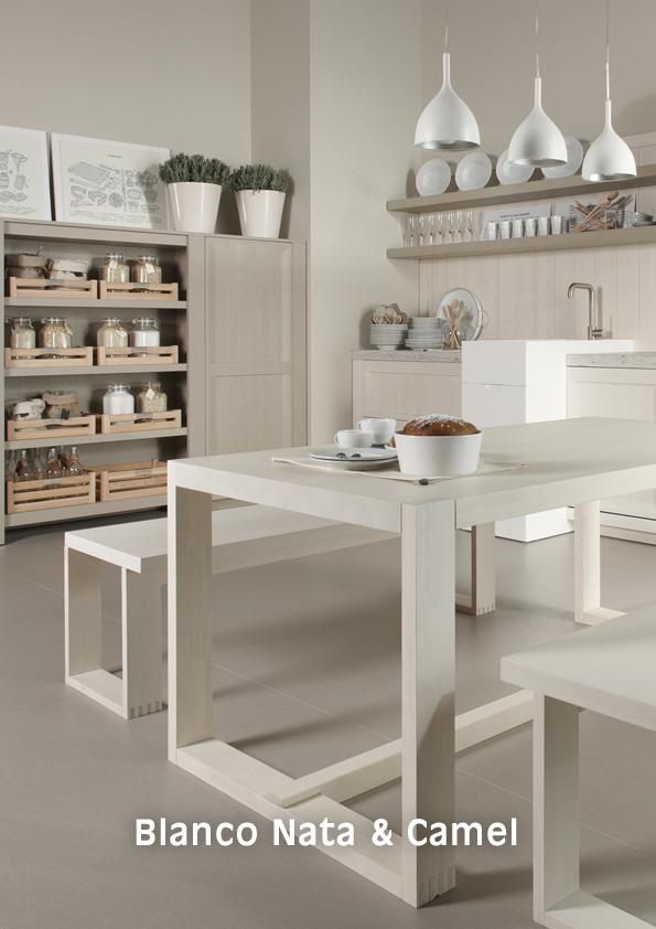 Kitchens DICA - Model Arkadia - CARPINTERIA FUSTA