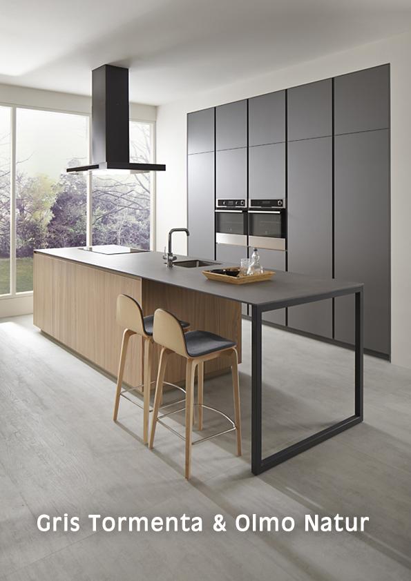 Cocinas DICA - Modelo Milano 45 - CARPINTERIA FUSTA