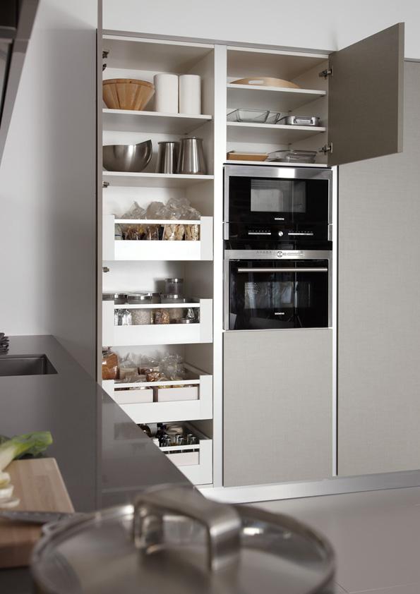 Cocinas Dica Modelo Milano 45 Carpinteria Fusta
