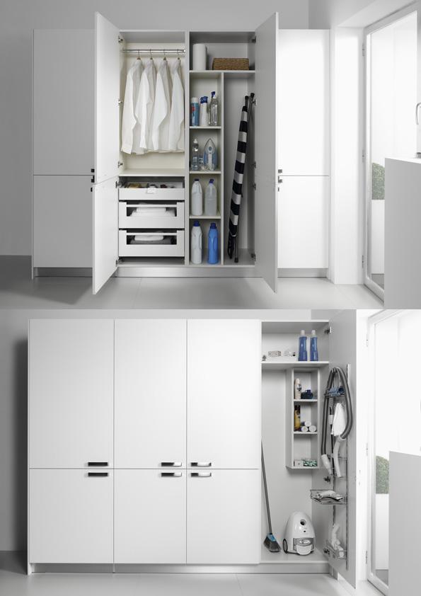 Cocinas dica armarios auxiliares lavaderos for Armarios auxiliares para cocina